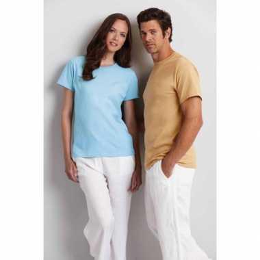Zwart goedkope gekleurde t-shirts